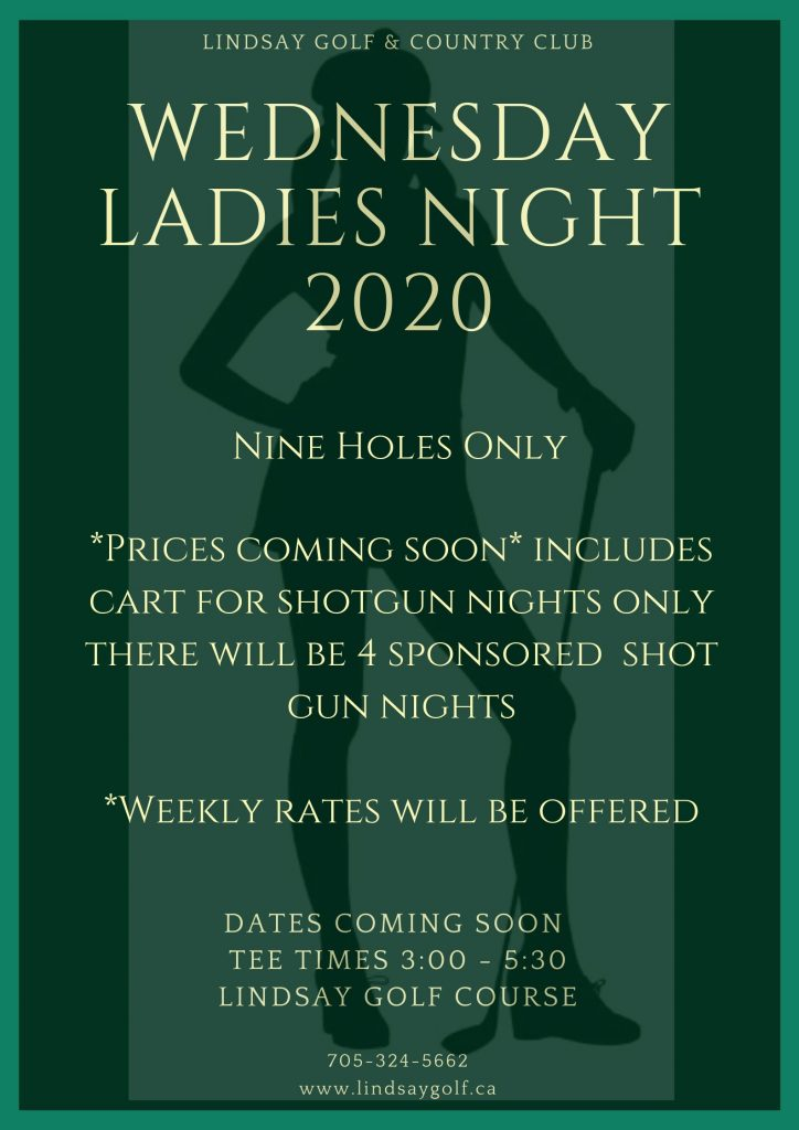 Ladies Night 2020